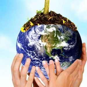 Spiritual Transformation globe