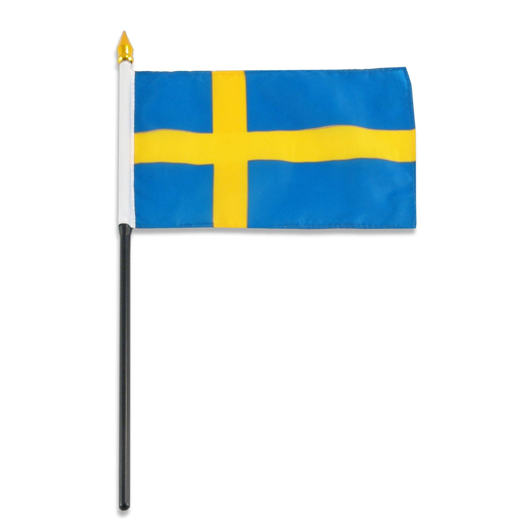 Swedish flag svenska