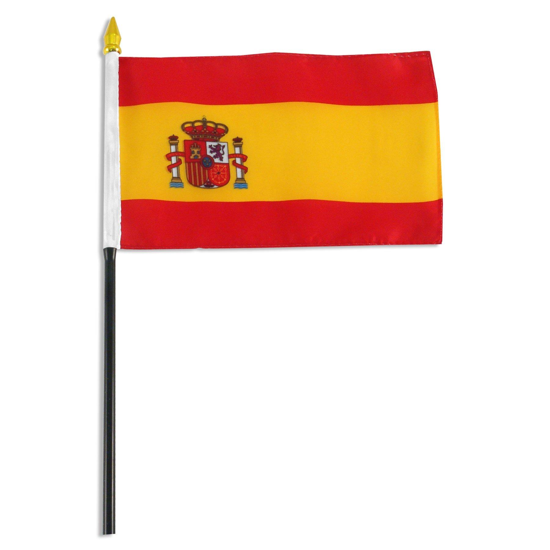Spanish flag Español